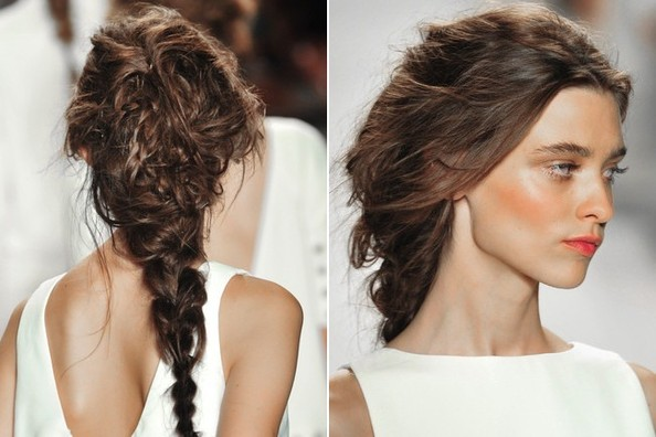 Spring Hair Trend: Old World Braids