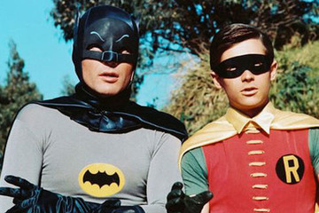 Holy Giveaway, Batman! One Lucky Reader Will Win the Complete TV Series Box Set