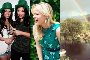 Here's How the Stars Celebrated St. Patrick's Day 2016