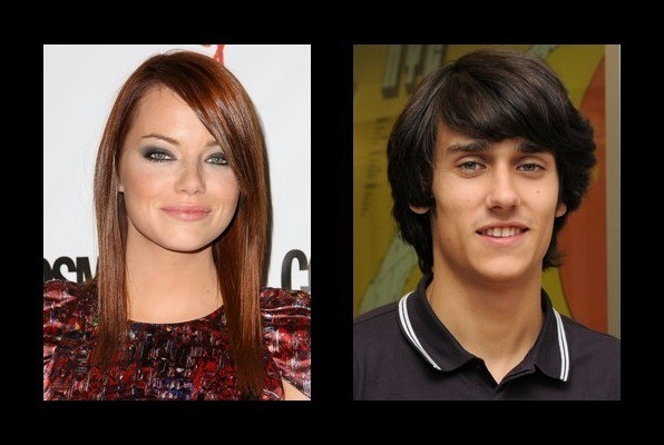 emma stone dating ~ emma stone was rumored to be with teddy geiger  emma