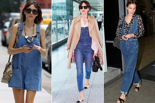 What to Wear (for Halloween): Alexa Chung Edition