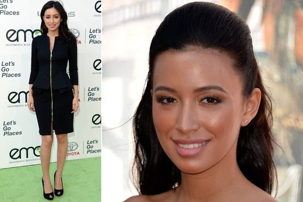 What's Her Secret: Christian Serratos's Workout and Food Regime