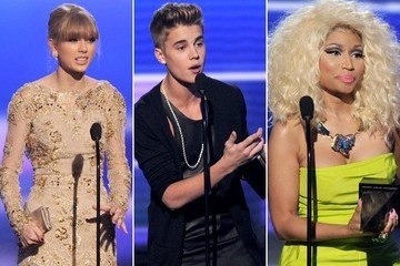 All the Winners from the 2012 American Music Awards