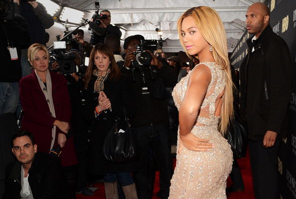 Beyonce Is (Sasha) Fierce in Couture