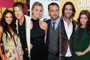Country Music's Hottest Wives and Girlfriends
