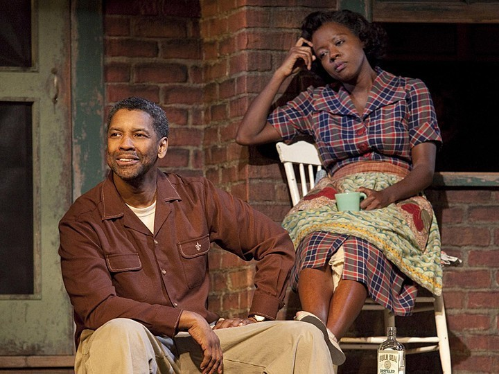 racism and poverty in the play fences by august wilson
