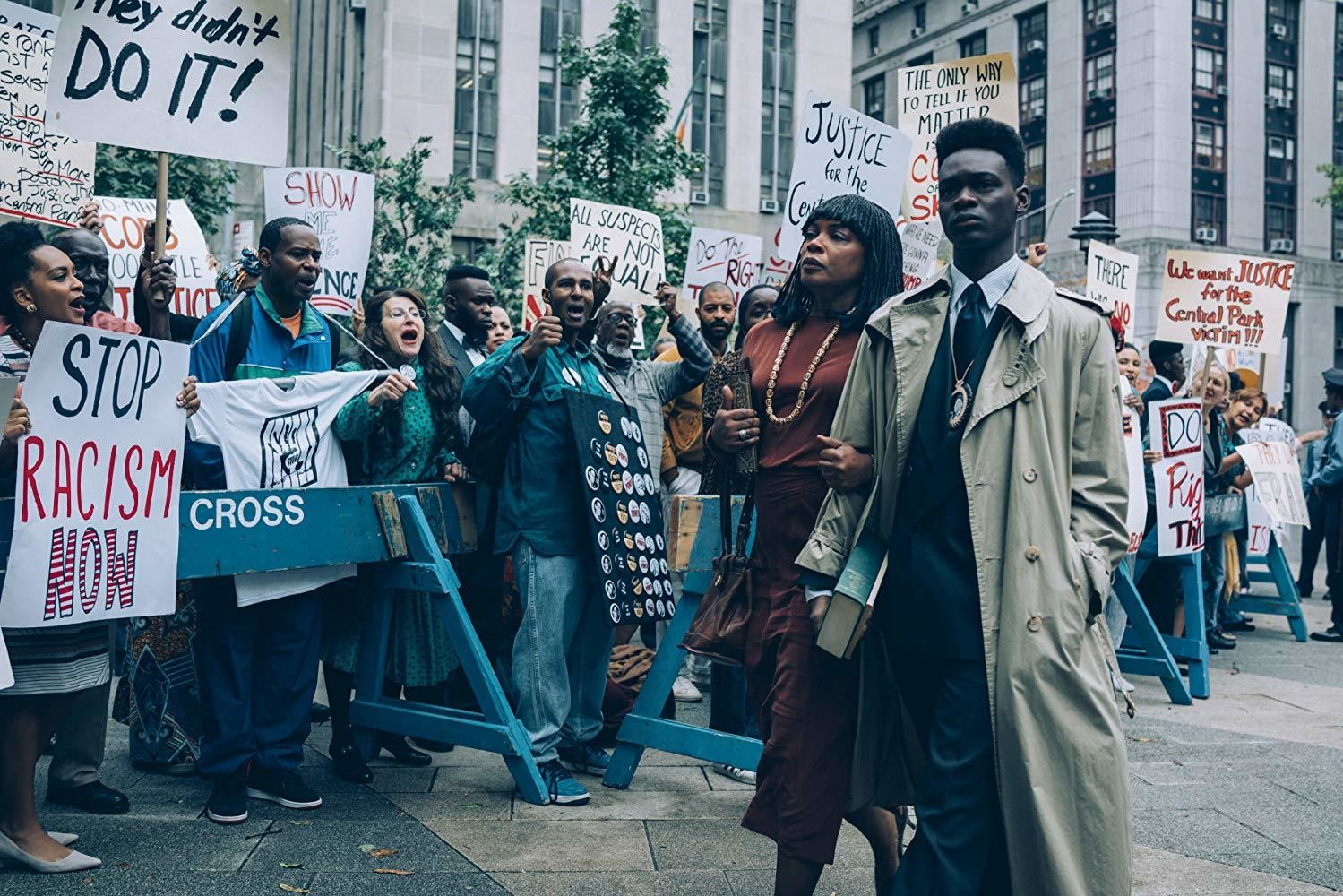 Ava DuVernay's Central Park Five Netflix Series Finally Gets A Full Trailer