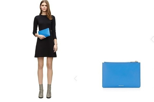 Yes Please: Whistles Clutch