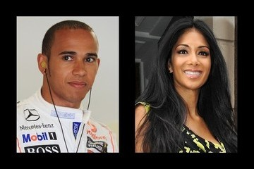 Lewis Hamilton Dating History