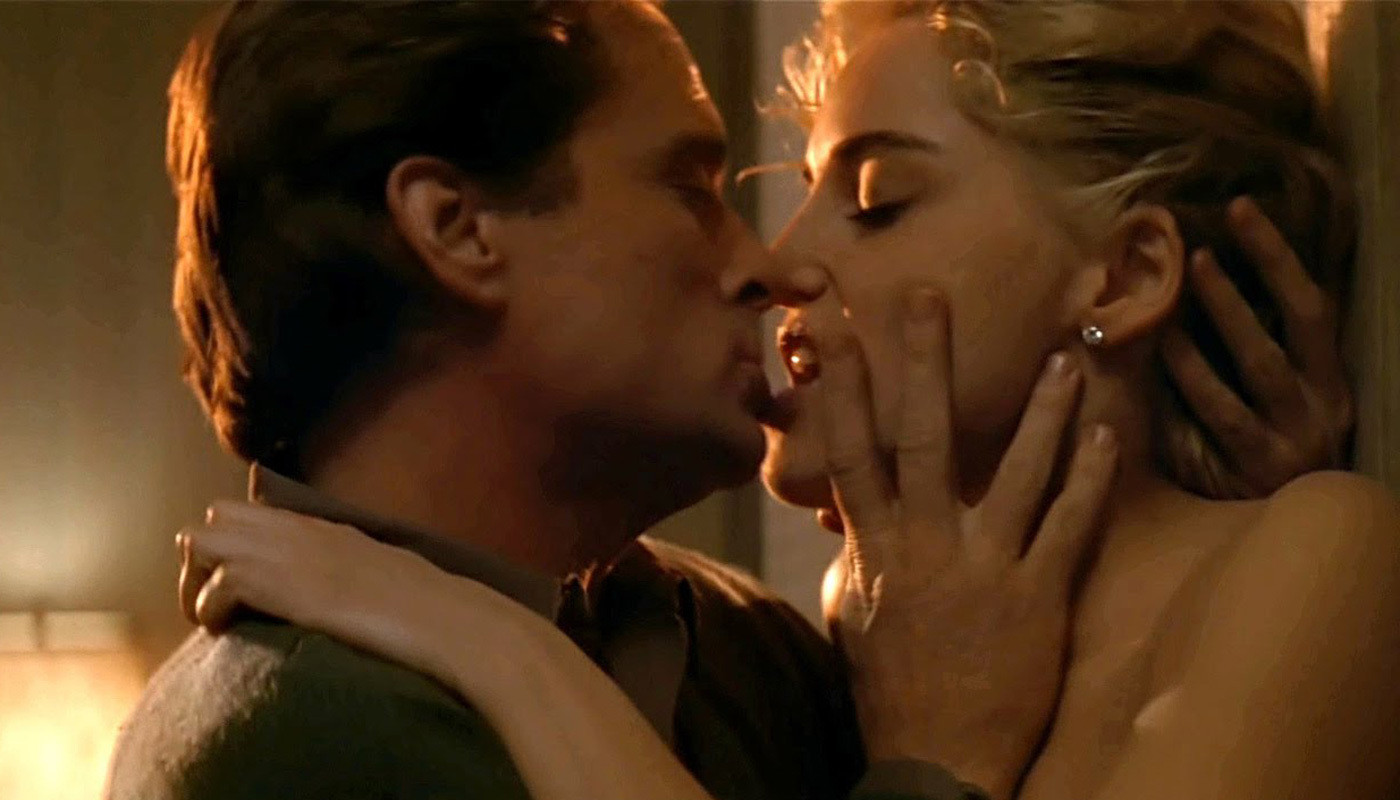 Michael douglas and sharon stone sex scene photos