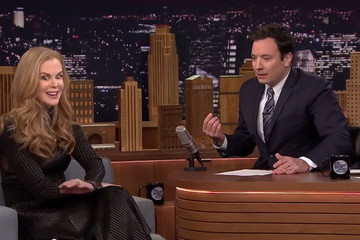 Jimmy Fallon Blew His Chance With Nicole Kidman