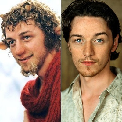 James McAvoy - The Most Unrecognizable Actor ...