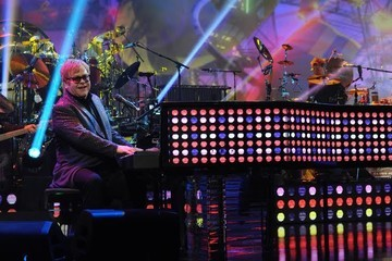 Exclusive Video: Sir Elton John Stirs Up a High-Energy Dance Party in 'The Million Dollar Piano'
