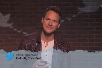 WATCH: Chris Pratt, Britney Spears, and More Celebs Read Mean Tweets About Themselves