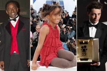 Zimbio Exclusive Interview - Quvenzhane Wallis, Dwight Henry, & Benh Zeitlin, 'Beasts of the Southern Wild'