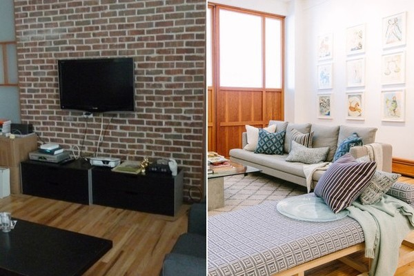 Before & After: A 100-Year-Old NYC Apartment Gets a Brand ...