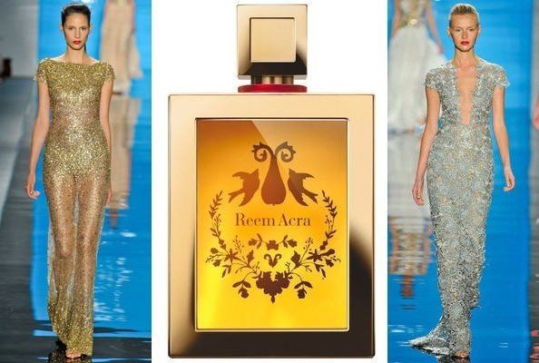 Reem Acra Launches Her First Fragrance