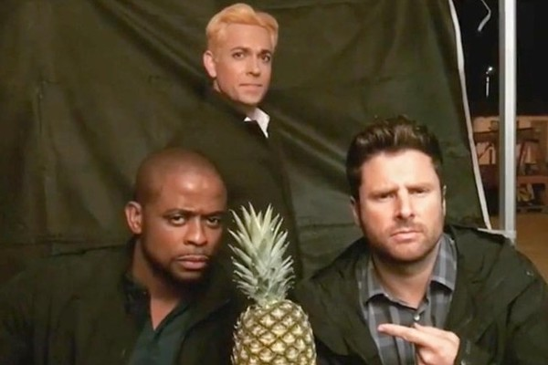 for the love of pineapples zachary levi joins psych the movie as