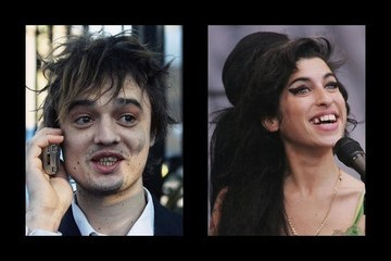 Pete Doherty Dating History