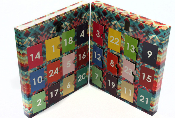 BEHOLD: The Ultimate Advent Calendar for Beauty Addicts