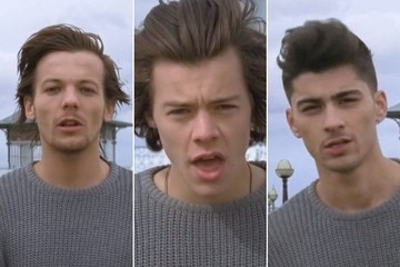 Who Has the Best Hair in the New One Direction Video for 'You & I'?