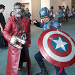 Star-Lord and Captain America