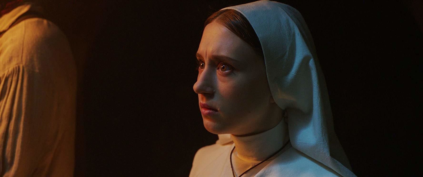 'The Nun' Gives Off 'Exorcist' Vibes, But Not Enough