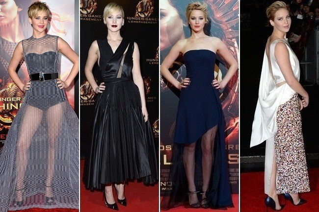 Vote! What Was Jennifer Lawrence's Best 'Catching Fire' Look?