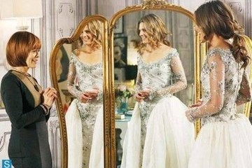 Could This Be The Castle Wedding Dress Tv Preview