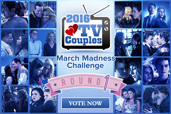 2016 TV Couples March Madness Challenge: Vote Now!