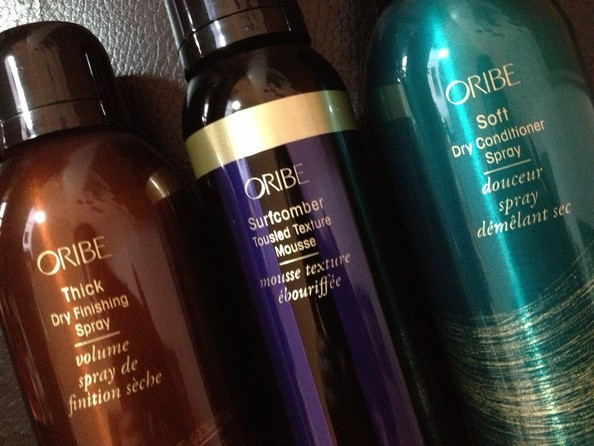 DIY - These New Oribe Volumizing + Texturizing Hair Products Have Changed My Life (and Head)