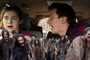 If 'Walking Dead' Really Happens, This Poor Deceived Dental Patient Is Ready!