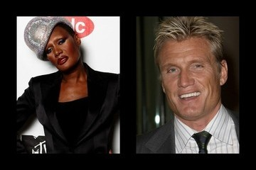 Grace Jones Dating History