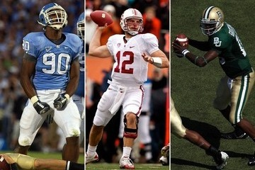 2012 NFL Mock Draft