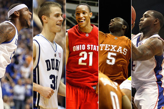 Top 25 College Basketball Players