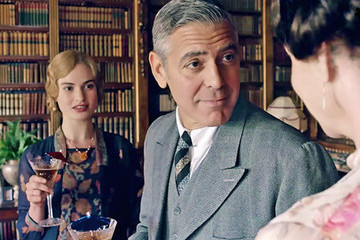 Watch George Clooney's 'Downton Abbey' Debut
