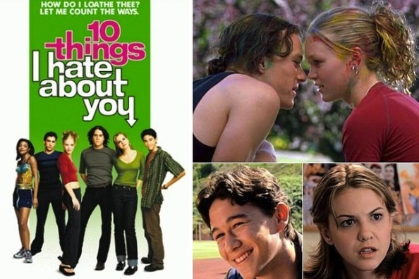 Then and Now - The Cast of '10 Things I Hate About You'