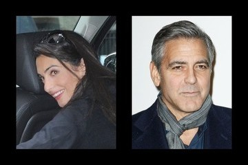 Amal Clooney Dating History