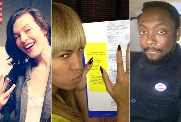 Celebrities React to Barack Obama's Reelection