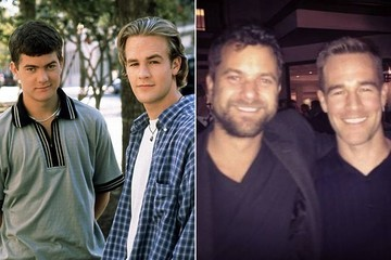 Proof: Pacey and Dawson Have Only Gotten Better Looking with Age