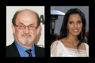 Salman Rushdie Dating History