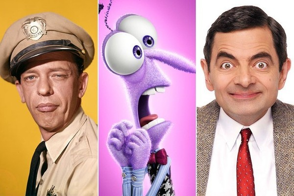 The Real-Life Inspirations Behind Your Favorite 'Inside Out