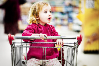 Take a Trip to the Grocery Store and We'll Guess How Many Kids You'll Have