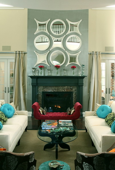 Contemporary and Cozy Living Rooms
