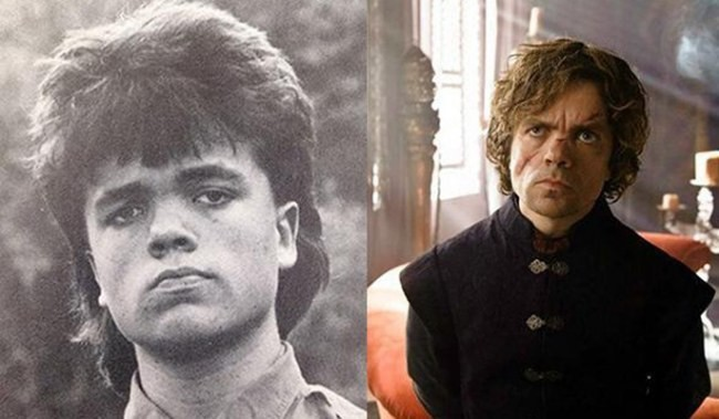 These Photos of the 'Game Of Thrones' Cast As Youngsters Are All Kinds of Crazy