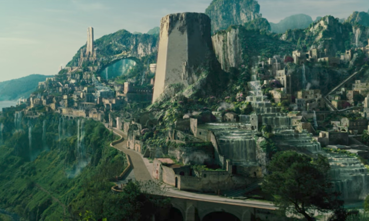 'Wonder Woman's Home Island of Themyscira Is the Remote Mediterranean Destination of Our Dreams