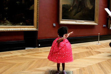 Blue Ivy Had a Blast at the Louvre, But Her Favorite Part Wasn't the Art