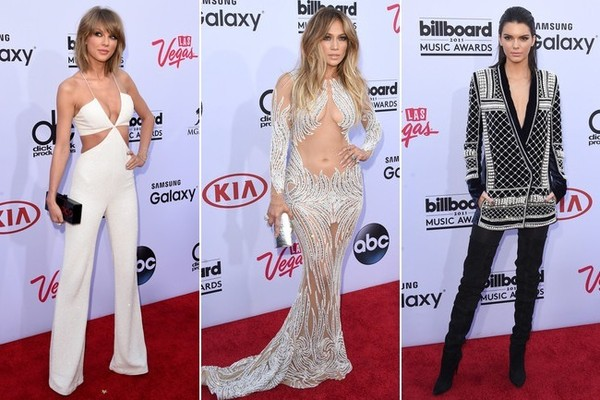 The Best and Worst Dressed at the 2015 Billboard Music Awards