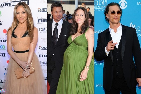 Celebs Who Scored Huge Paydays for Their Babies' First Photo