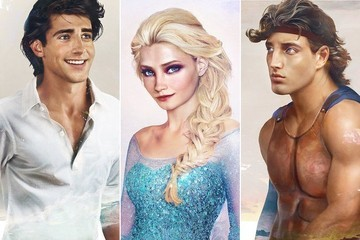 Behold the Most Realistic Disney Characters EVER Created